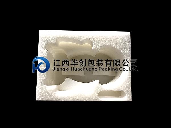 新余玻璃器具包装EPE珍珠棉 -白色异形盒