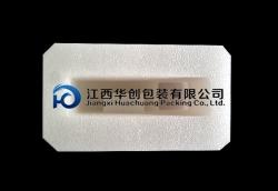 电器护角EPE珍珠棉-白色小盒子