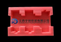 手机电脑包装EPE珍珠棉-红色型材