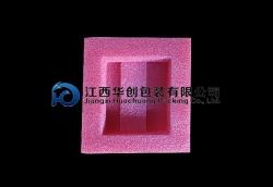 电器包装EPE珍珠棉-红色小盒子