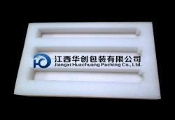 工艺品包装EPE万博网页手机-白色托盘